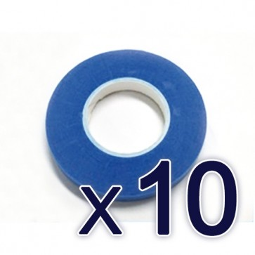 System tape blue (T0.04mm)
