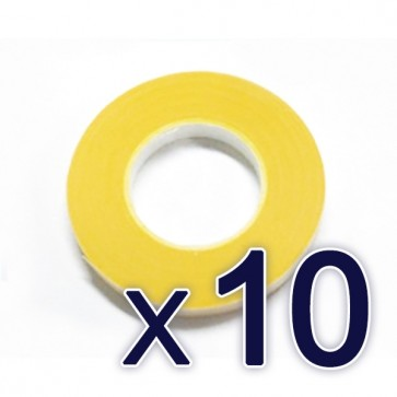 System tape yellow (T0.08mm)