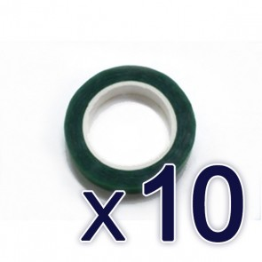 System tape green (T0.02mm)