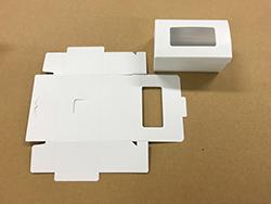 For cardboard